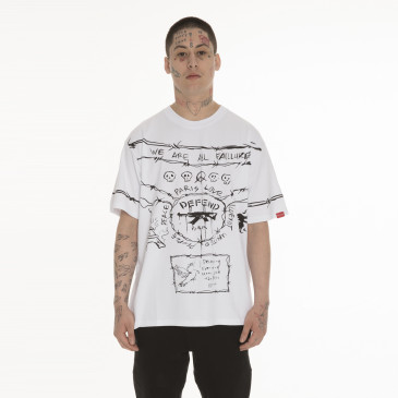 T-shirt ANDROMEDA WEISS
