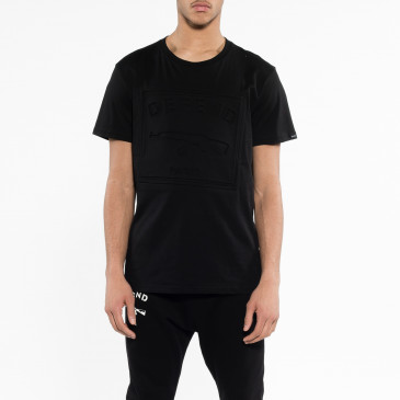 T-shirt DONALD TEE NOIR