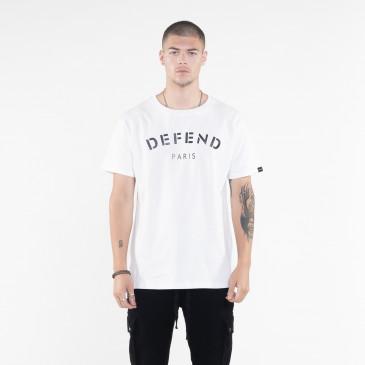 T-shirt DEFEND TEE BLANC