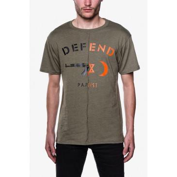T-shirt PACO KAKI