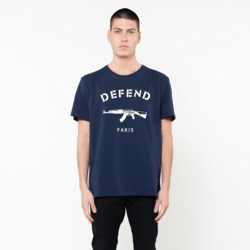 T-shirt PARIS TEE DENIM DENIM