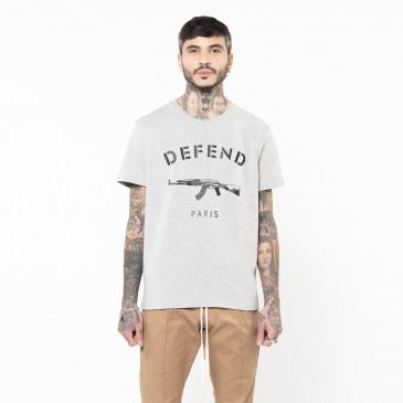 T-shirt PARIS TEE GRIS