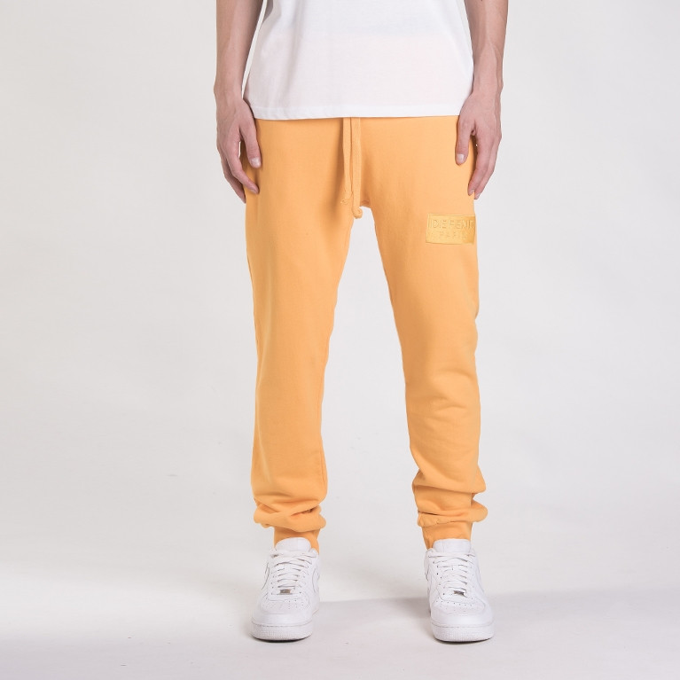 Jogging pants EZRA YELLOW