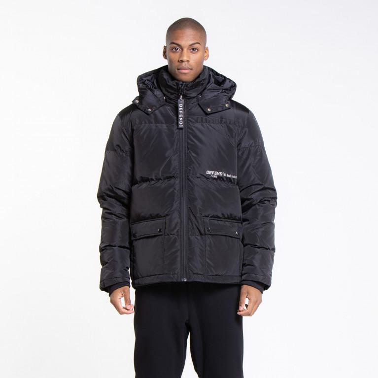 Jacket DEFENDER BLACK