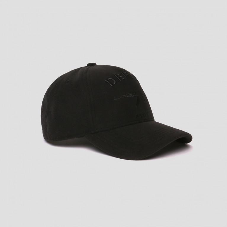CAP POLAIR LOGO DEFEND BLACK