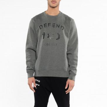 Sweatshirt CO CREW GREY