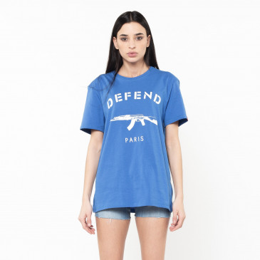 T-shirt PARIS TEE SUPREMEBLUE