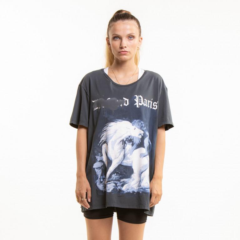 Camiseta HORSE-BLACK