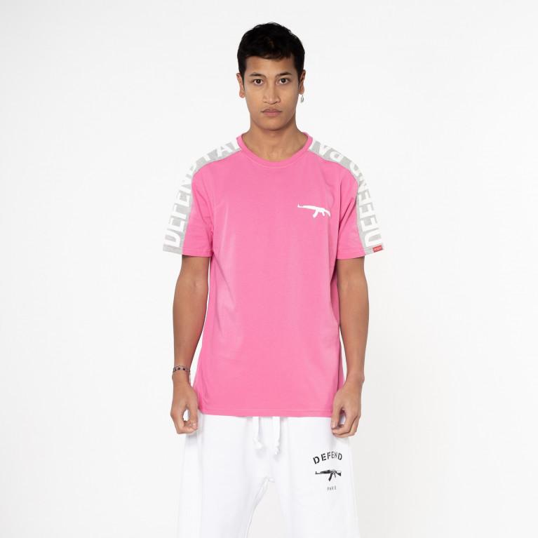 Camiseta STARK TEE ROSA
