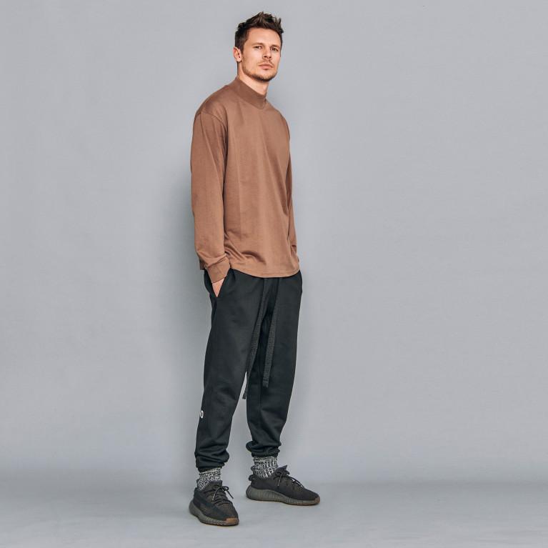 Camiseta THERMAL COLLAR TAN