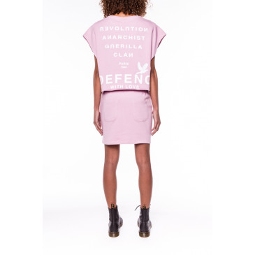 Dress CALVIN PINK