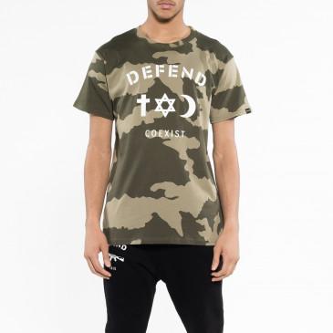 Camiseta CO TEE KAKI