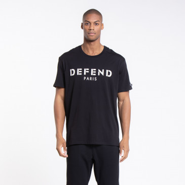 CAMISETA ICÓNICA EASY DEFEND - NEGRO
