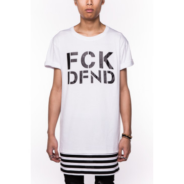 Camiseta GUY BLANCA