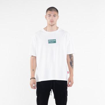 Camiseta CALEB BLANCA