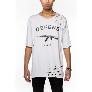 Camiseta PARIS ENZO BLANCA