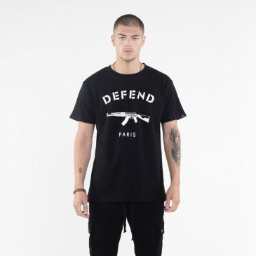 Camiseta PARIS TEE NEGRA