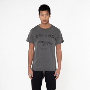 Camiseta PARIS TEE GRIS