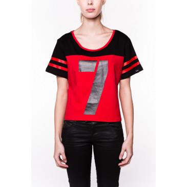 T-shirt BEATRICE ROSSA
