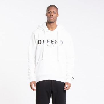FELPA ICONIQUE CLASSIC DEFEND OFF-WHITE