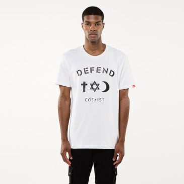 T-shirt CO TEE BIANCA