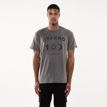 T-shirt CO TEE GRIGIO