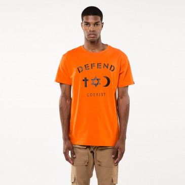 T-shirt CO TEE ARANCIONE