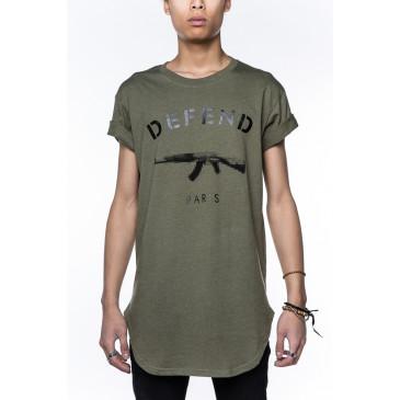 T-shirt ANDRE KAKI