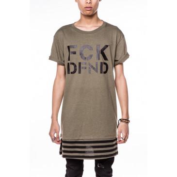 T-shirt GUY KAKI