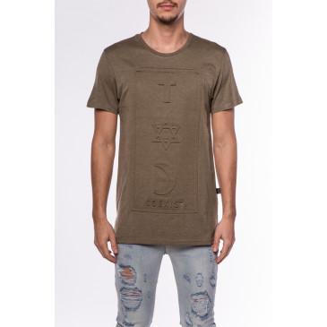 T-shirt CO 3D KAKI
