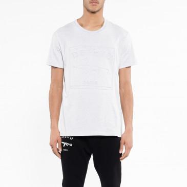 T-shirt DONALD TEE GRIGIA