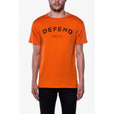 T-shirt DEFEND TEE ORANGE