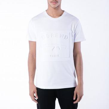 T-shirt DONALD TEE BIANCA