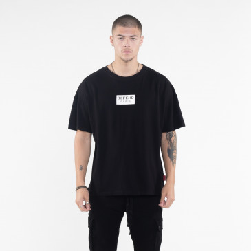 T-shirt CALEB NERA