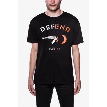 T-shirt PACO NERA