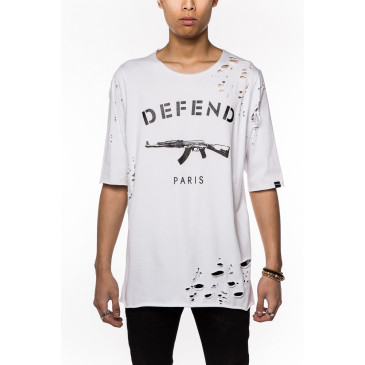 T-shirt PARIS ENZO BIANCA