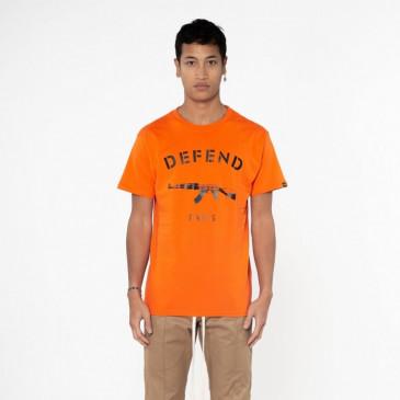 T-shirt PARIS TEE ARANCIONE