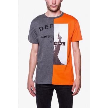 T-shirt REGIS GRIGIA