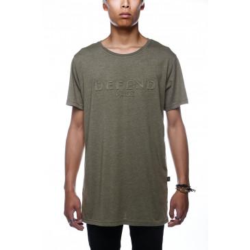 T-shirt CO ALLAN KAKI