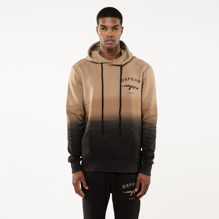 Sweatshirt T&D HOOD BEIGE