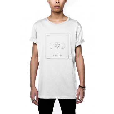 T-shirt CO ALFRED WHITE