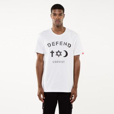 T-shirt CO TEE WEISS