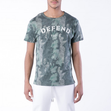 T-shirt DEFEND TEE CAMOU KAKI