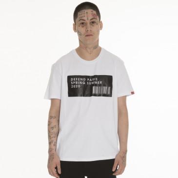 T-shirt DURBAN WEISS