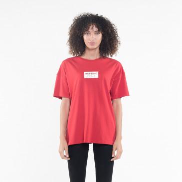 T-shirt CALEB ROUGE
