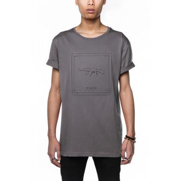 T-shirt PARIS ALFROT  GRAU