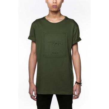 T-shirt PARIS ALFROT  KAKI