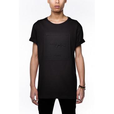 T-shirt PARIS ALFROT  SCHWARZ