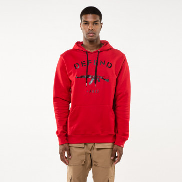 Sweatshirt PARIS HOOD ROT