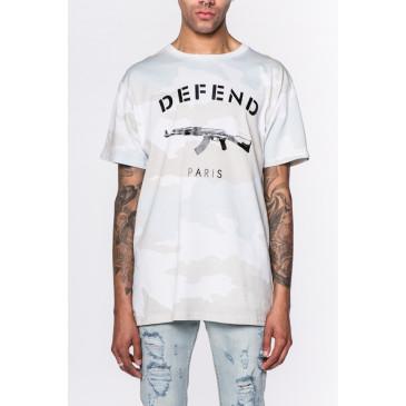 T-shirt PARIS TEE WEISS